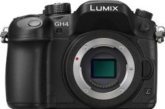 Panasonic Lumix GH4K 16MP DSLR Camera with 12-35 lens