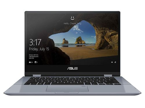Asus VivoBook Flip 14 TP412UA-EC232T Laptop (8th Gen Core i5/ 8GB/ 256GB SSD/ Win 10)