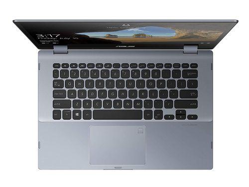 Asus VivoBook Flip 14 TP412UA-EC232T Laptop (8th Gen Core i5/ 8GB/ 256GB SSD/ Win 10)