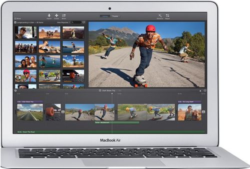 Apple MacBook Air 13 inch MD760HN/B Laptop (Ci5/ 4GB/ 128GB Flash/ Mac OS X Mavericks)