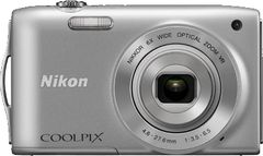 Nikon Coolpix S3300 Point & Shoot