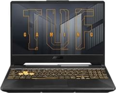 MSI Bravo 15 A4DDR-212IN Gaming Laptop vs Asus TUF A15 FA566IC-HN007T Gaming Laptop