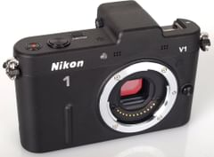 Nikon 1 V1 10.1MP HD Digital Camera (Body Only)