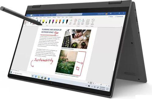 Lenovo Ideapad Flex 5 81X100NCIN Laptop (10th Gen Core i3/ 4GB/ 256GB SSD/ Win10 Home)