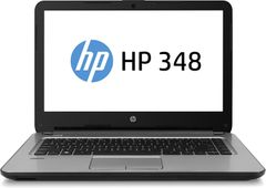 HP 348 G4 (5NZ81PA) Laptop (7th Gen Core i3/ 4GB/ 1TB/ FreeDOS)