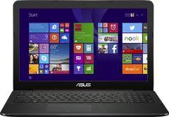 Asus X554LD-XX496H Notebook (4th Gen Intel Core i5/ 4GB/ 1TB/ Win8.1/ 1GB Graph)