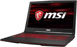 MSI GL63 9SD-1043IN Gaming Laptop (9th Gen Core i5/ 8GB/ 1TB 256GB SSD/ Win10/ 6GB)