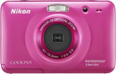 Nikon Coolpix S30 Point & Shoot