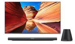 Xiaomi Mi Mural 65-inch Ultra HD 4K Smart LED TV