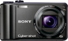 Sony 14.1MP Cybershot DSC-H55 Digital Camera