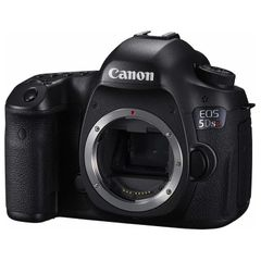 Canon EOS 5DS R 50.6 MP DSLR Camera (Body Only)