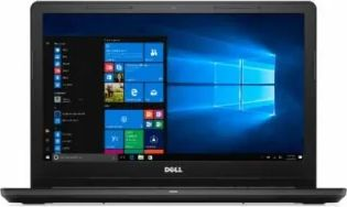 Dell Inspiron 15 3565 Laptop (AMD A6-9225/ 4GB/ 1TB/ Win10)