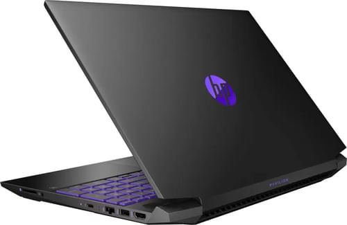 HP Pavilion 15-ec2004AX Gaming Laptop (AMD Ryzen 5 5600H/ 8GB/ 512GB SSD/ Win10 Home/ 4GB Graph)