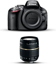 Nikon D5100 with Tamron 18-200mm Lens