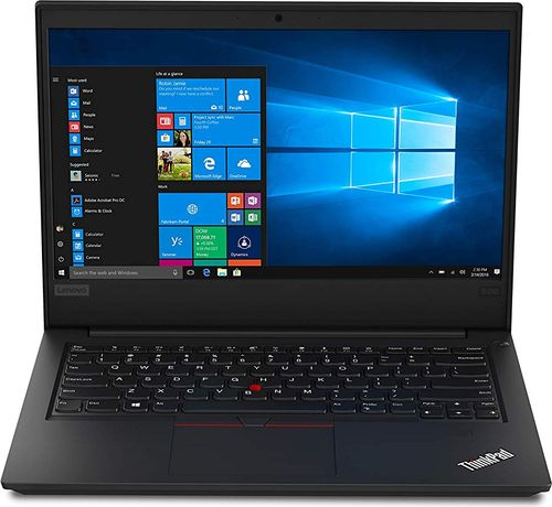 Lenovo Thinkpad E490 (20N8S0JC00) Laptop (8th Gen Core i5/ 8GB/ 1TB 128GB SSD/ FreeDOS)