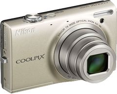 Nikon Coolpix S6150 Point & Shoot