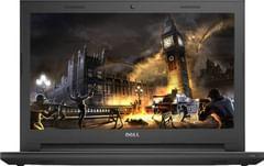Dell Vostro 14 3445 Notebook (APU Quad Core A8/4GB /500GB /2GB graph/ Ubuntu)