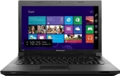 Lenovo B40-70 (59-439837) Laptop (4th Gen CDC/ 2GB/ 500GB/ Win8.1)