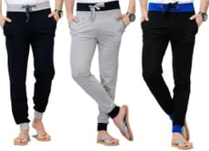 Men's Branded Track Pants Starting @ Rs. 199