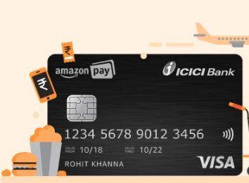Amazon Pay ICICI Bank Credit Card | Smartprix