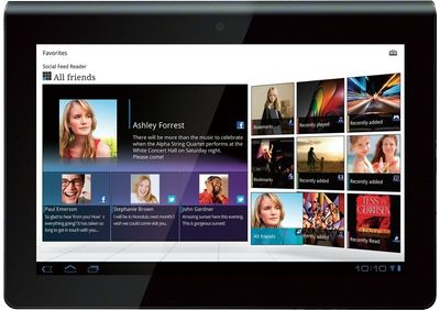 Sony Tablet S (WiFi+3G+16GB)