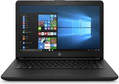 HP 14q-bu007tu (2UB03PA) Notebook (CDC/ 4GB/ 500GB/ Win10)