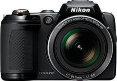 Nikon Coolpix L120 Point & Shoot