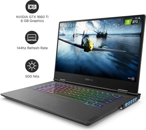 Lenovo Legion Y730 81HD004MIN Gaming Laptop (8th Gen Core i7/ 16GB/ 1TB 256GB SSD/ Win10/ 4GB Graph)