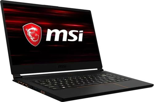 MSI Stealth GS65 Gaming Laptop (8th Gen Core i7/ 16GB/ 512GB SSD/ Win10 Home/ 6GB Graph)