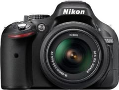Nikon D5200 24.1MP Digital SLR Camera with AF-S 18-140mm VR Lens, 8GB Card, Camera Bag