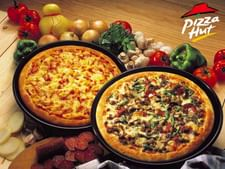 Pizza Hut Offer Calendar For August + 50% OFF on Savoury Pizzas
