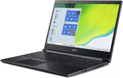 Acer Aspire 7 A715-75G NH.Q81SI.003 Gaming Laptop (9th Gen Core i7/ 8GB/ 512GB SSD/ Win10 Home/ 4GB Graph)