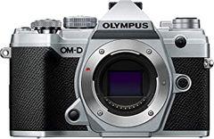 Olympus OM-D E-M5 Mark III 20.4 MP Mirrorless Digital Camera (Body Only)