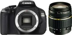 Canon EOS 600D DSLR Camera (Body with Tamron AF 18 - 200mm F/3.5-6.3 XR Di-II LD Aspherical (IF) Macro for Canon)