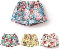Women Shorts: Flat 50% OFF