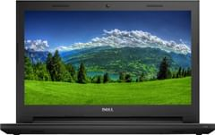 Dell Vostro 15 3546 Laptop (4th Gen Intel Core i3/4GB / 1TB/Ubuntu)