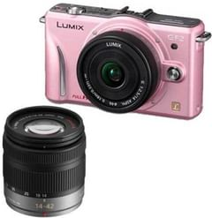 Panasonic Powershot Lumix DMC-GF2W Digital Camera