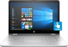 HP Pavilion x360 14-ba075TX Laptop (7th Gen Ci3/ 4GB/ 1TB 8GB SSD/ Win10/ 2GB Graph/ Touch)