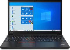 Lenovo ThinkPad E15 20TDS0A500 Laptop vs HP 15s-FQ2535TU Laptop