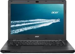 Acer Travelmate TM P246-M (NX.V9VEK.003) Laptop (4th Gen Ci3/ 4GB/ 500GB/ Linux)