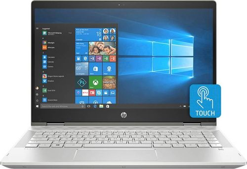 HP Pavilion x360 14-cd0056TX (4LR36PA) Laptop (8th Gen Ci7/ 12GB/ 512GB SSD/ Win10 Home/ 4GB Graph)