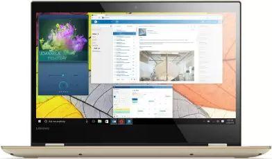 Lenovo Yoga 520 81C800QHIN Laptop (8th Gen Core i3/ 4GB/ 1TB/ Win10 Home)