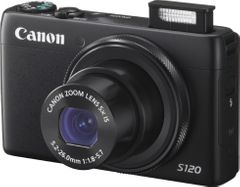 Canon PowerShot S120 12.1 MP Digital Camera