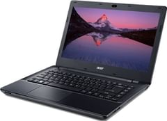 Acer Aspire E5-471 (NX.MN2SI.005) Laptop (4th Gen Intel Core i3/ 4GB/ 500GB/ Linux)