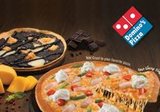 Get Flat 50% OFF on Choco Pizza on Buying a Medium/Large Pizza