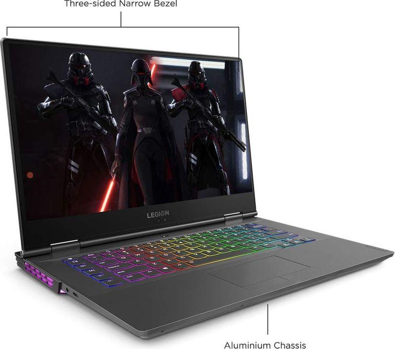 Lenovo Legion Y740 Laptop (9th Gen Core i7/ 16GB/ 1TB SSD/ Win10 Home/ 6GB Graph)