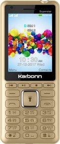 Karbonn K111 Superstar vs Kechaoda K1