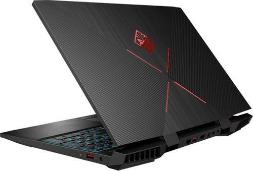 HP Omen 15-dh0137TX Laptop (9th Gen Core i7/ 16GB/ 1TB 512GB SSD/ Win10/ 6GB Graph)