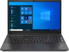 Lenovo ThinkPad E15 20TDS0AB00 Laptop (11th Gen Core i3/ 4GB/ 256GB SSD/ Win10 Home)