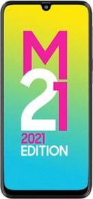Samsung Galaxy M21 2021 vs Samsung Galaxy M21 2021 (6GB RAM + 128GB)